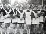 Как выглядели выпускницы 1970-х