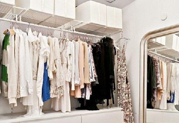 Как обустроить гардеробную: 21 идея для обычных и самых маленьких комнат