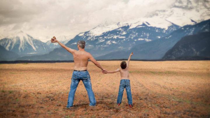 7 вещей, которые генетически передаются детям только от отцов.