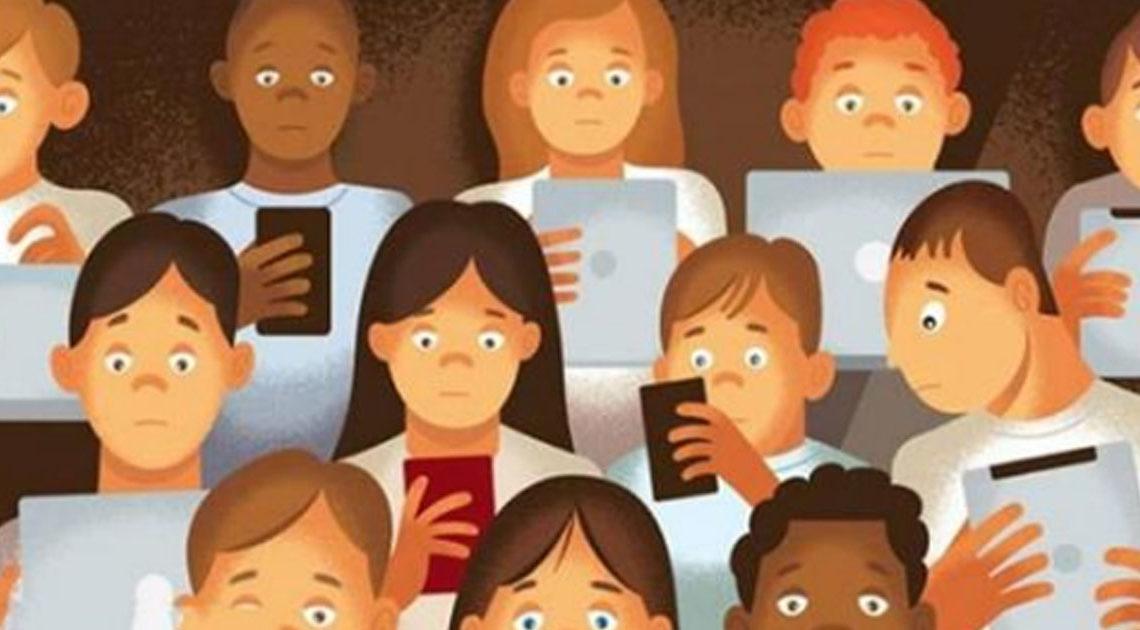 Почему у ваших детей не должно быть ни айфона, ни айпада