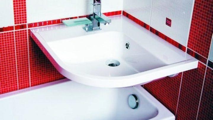 25 компактных решений для крошечной ванной