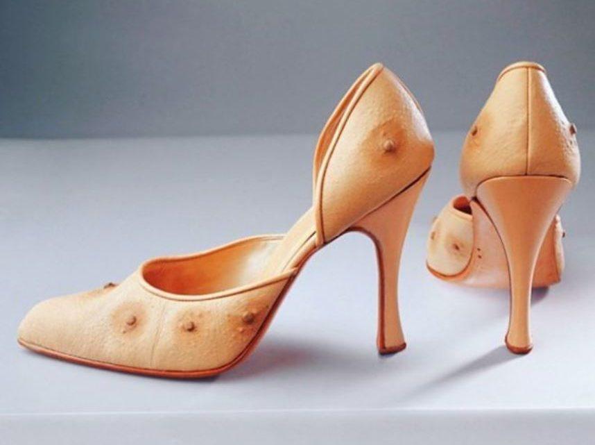 30 пар обуви «от кутюр», вызывающих только один вопрос: «Зачем?»